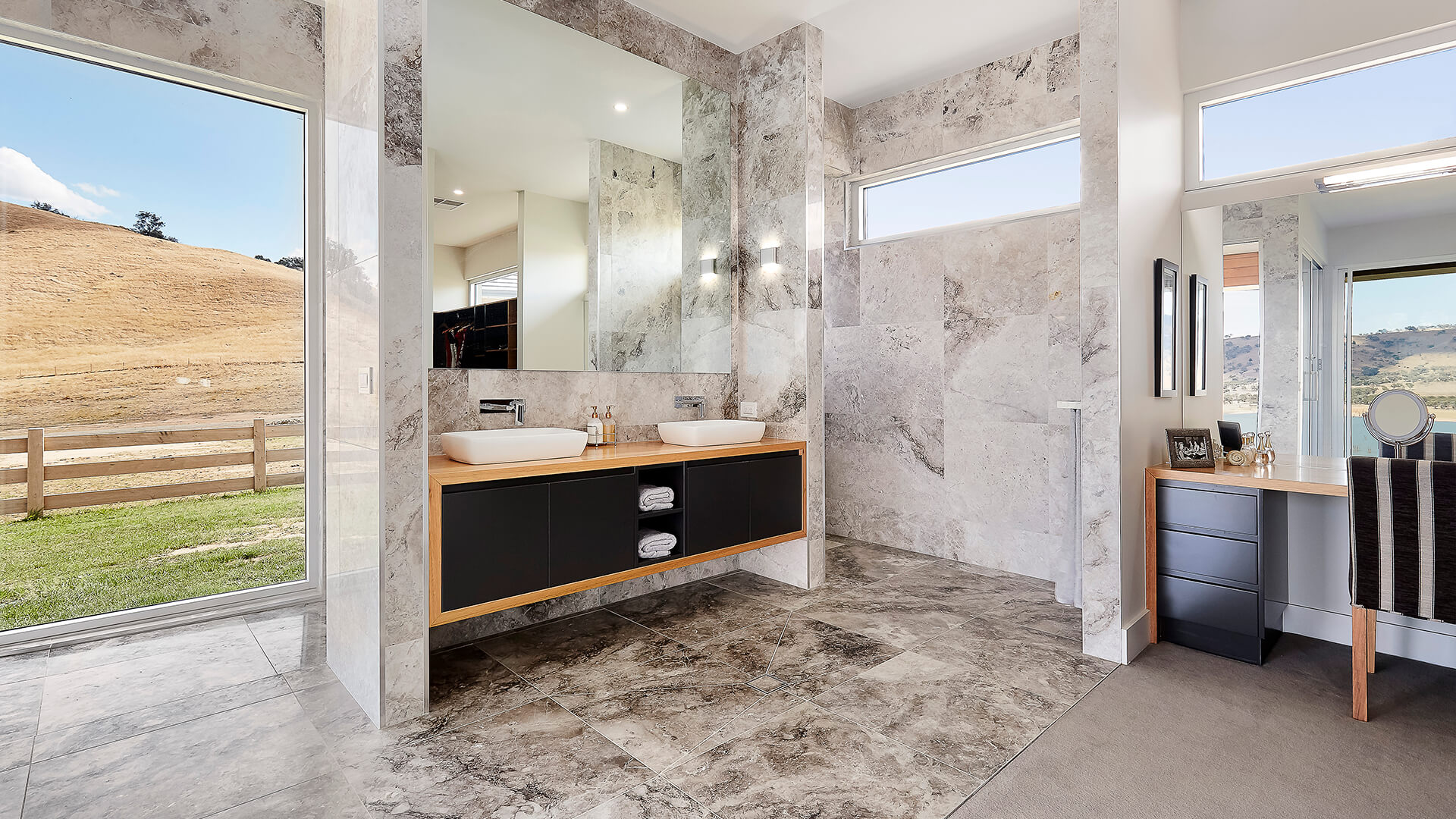 Custom Design 5 - Master Ensuite