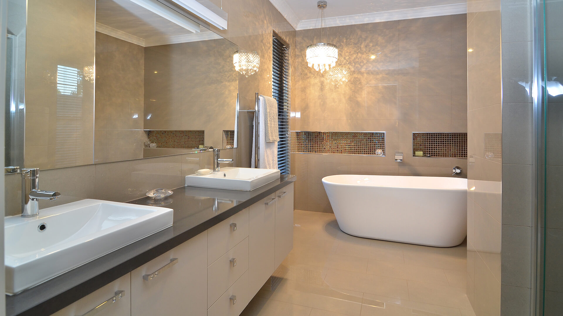Custom Design 1 - Master Ensuite