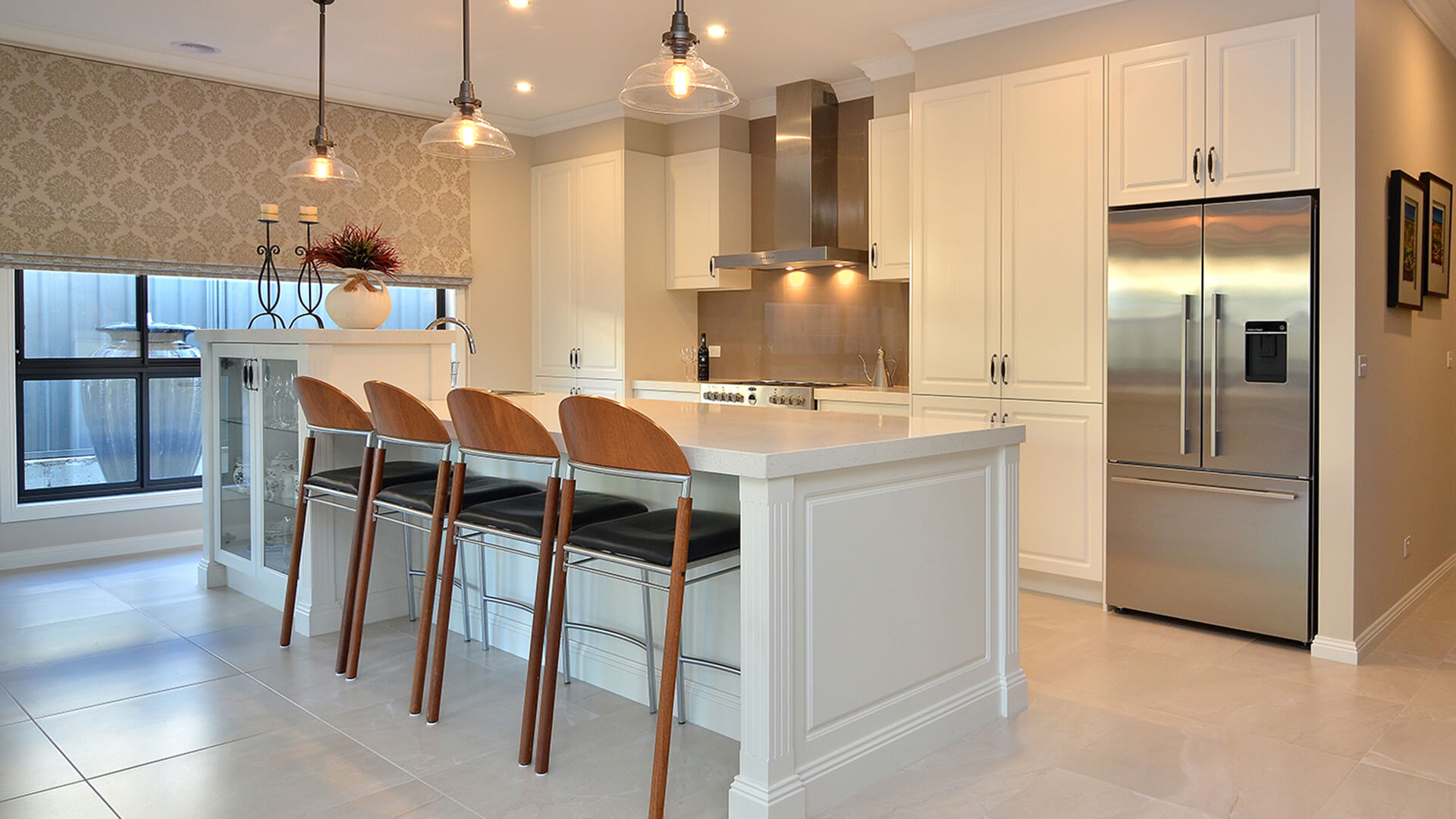 Custom Design 1 - Kitchen